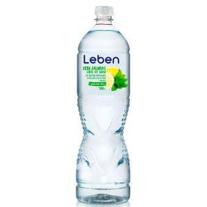 Agua Purificada Sabor Limón Menta 500 Cc