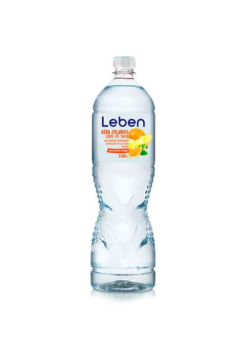 Agua Purificada Sabor Naranja Jengibre 15 Lts